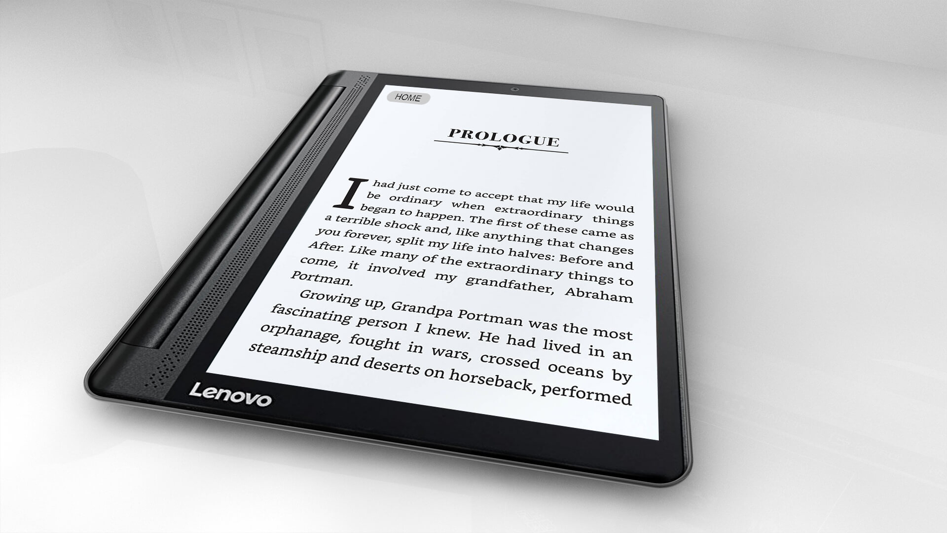 Tablet als e-book Reader